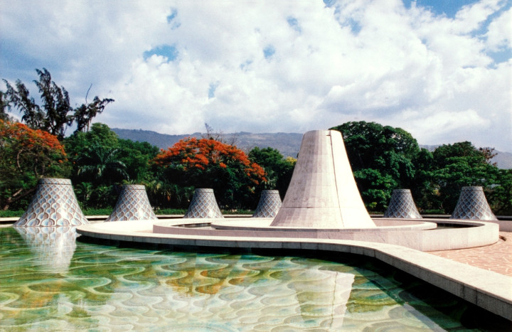 Haiti Art Gallery, Richard Stamps
