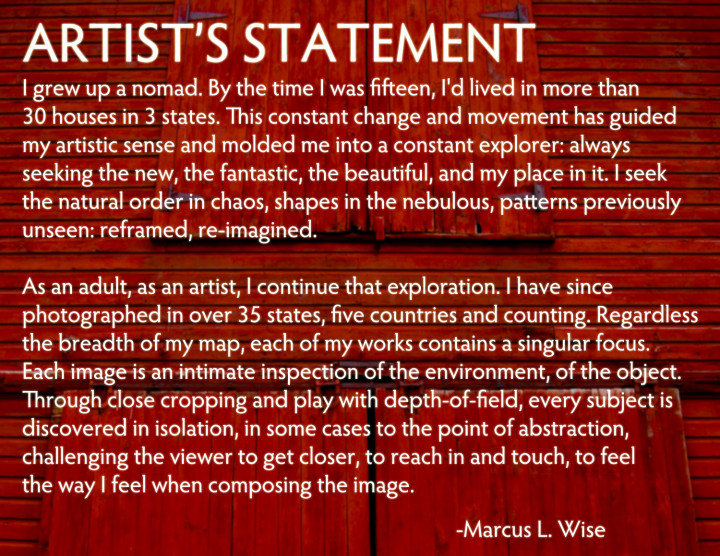 Statement 2 Marcus Wise