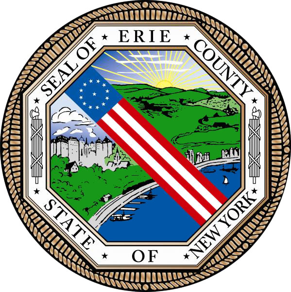 Seal of the County of Erie