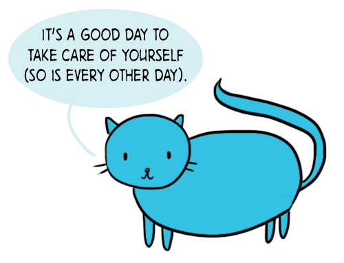 self-care-cat